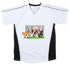 T-shirt de sport design (Taille
