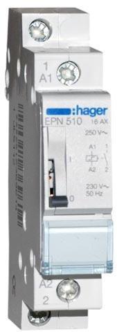HAGER Télérupteur 16A 1F monophasé