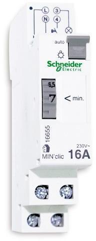 SCHNEIDER Duoline Minuterie