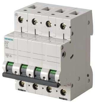 Siemens - Disjoncteur tetrapolaire