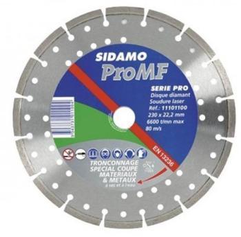 11101100 Disque Pro-MF - Diamètre