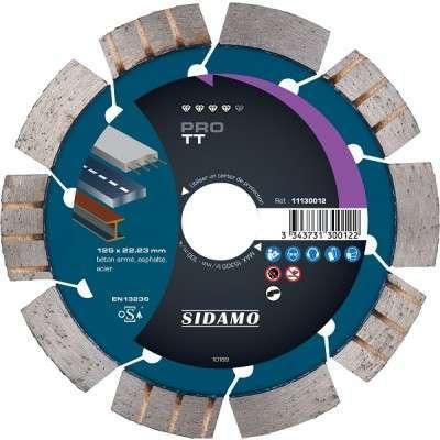 Disque diamant Pro TT(230mm)