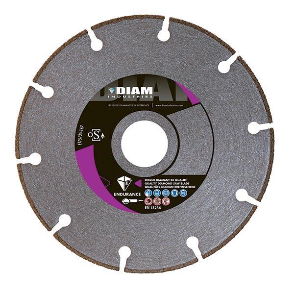 Disque diamant DIAM 125mm