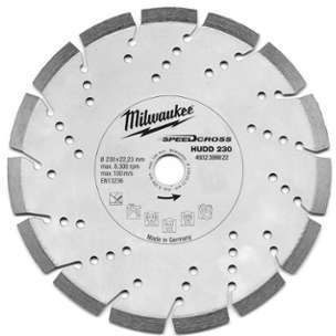 Disque diamant MILWAUKEE HUDD