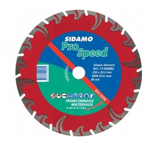 11102062 Disque diamant ProSpeed