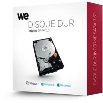 Disque dur interne WE 3 5