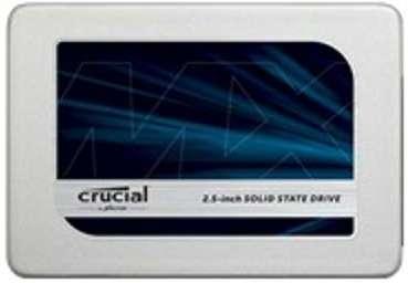 MX300 Disque interne SSD format