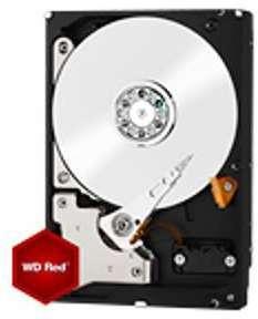 Red Desktop Disque dur interne