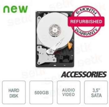 Disque dur HD 500GB 3 5 -