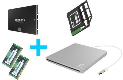Kit SSD Samsung 850 EVO 1