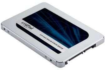 Disque SSD Crucial 500Go SATA
