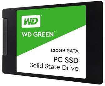 WD Green SSD WDS120G2G0A -