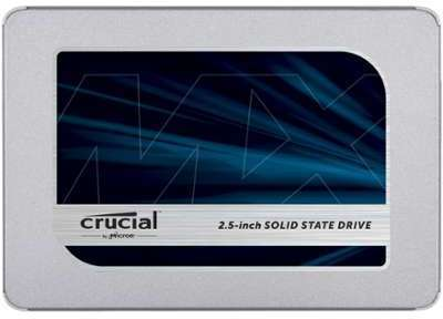 SSD Crucial MX500 500 Go (2