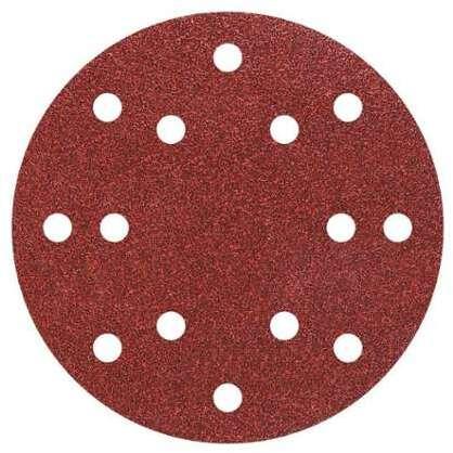 /Ø 225 mm grain 60-10 trous 25 Disques abrasifs auto-agrippants MioTools pour ponceuse girafe