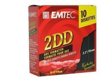 2DD Disquette BASF EMTEC 3