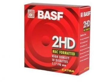 BASF Disquettes 3 5 pouces
