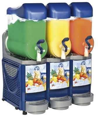 Machine à granité 3x 10 litres