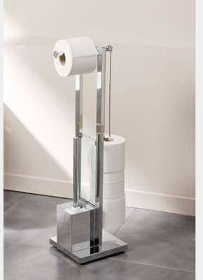 Valet WC K ré - Chrome