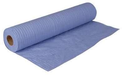 Rouleaux de Papier Bleus -