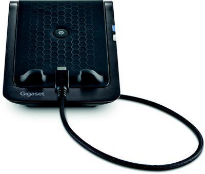 Socle Gigaset LM 550 Noir