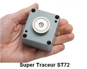 Super Traceur GPS ST72 Temps