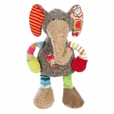 Sigikid Peluche Doudou Elephant