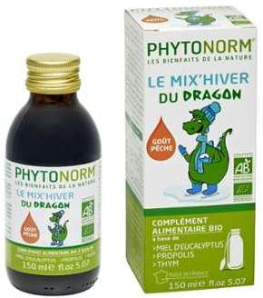Sirop Mix Hiver du Dragon