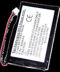 Batterie pour APPLE M9460LL