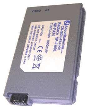 Batterie type SONY PL556G