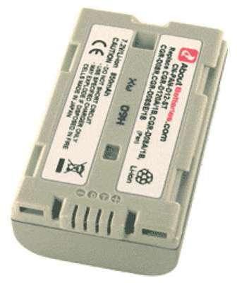 Batterie pour PANASONIC AG-DVC33