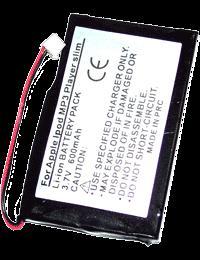 Batterie pour APPLE M9245LL