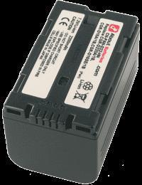 Batterie type PANASONIC CGP-D105