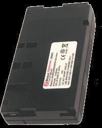Batterie pour HITACHI VM-E510A