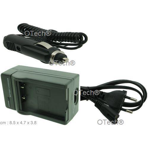 Chargeur pour SANYO DB-L50A
