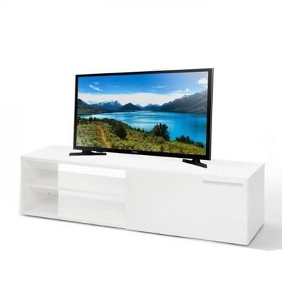 Samsung s32e590c 32 39 39 for Kikua meuble tv 130 cm blanc brillant