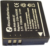 Batterie type PANASONIC DMW-BCC12