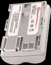 Batterie pour CANON C6