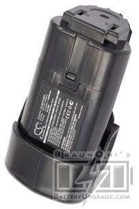 Black Decker EGBL108 batterie