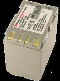 Batterie pour JVC GR-DVL367