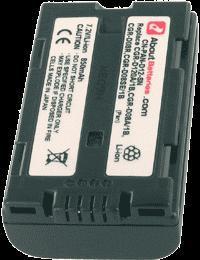 Batterie pour PANASONIC NV-MX2500