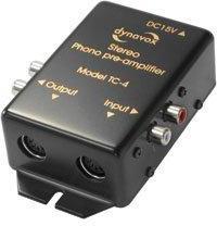 Pré-amplificateur phono autonome