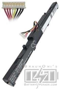 Asus X751L batterie (2200