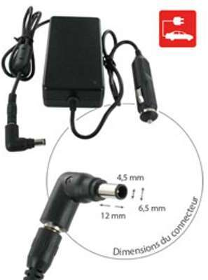 Chargeur pour SONY PCG-GRT816M