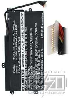 HP Envy 14-k002tx batterie