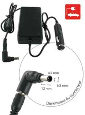 Chargeur pour SONY PCG-K315S