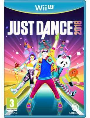 Jeu Wii U Ubisoft Just Dance