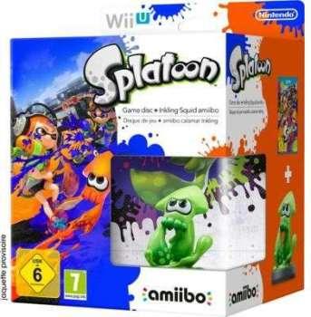 Jeu Wii U Nintendo Splatoon