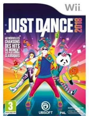 Jeu Wii Ubisoft Just Dance