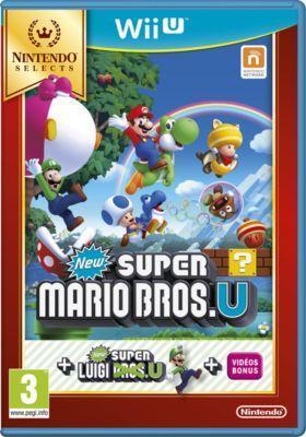 Jeu Wii U Nintendo New Super