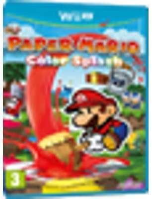 Paper Mario Color Splash -